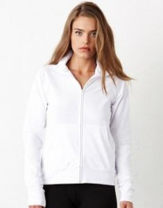 Cotton Stretch Cadet Jacket
